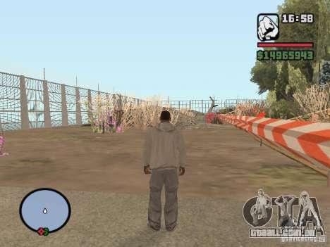 Off-Road v 2.0 de rota para GTA San Andreas sétima tela