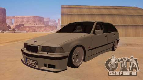 BMW M3 E36 Touring para GTA San Andreas