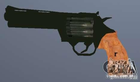 Black Python para GTA San Andreas segunda tela