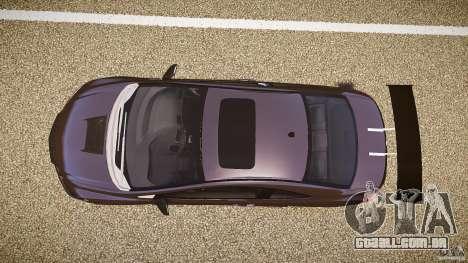 Honda Civic Si Tuning para GTA 4 vista direita