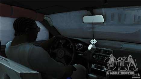 Nissan 200sx para GTA San Andreas esquerda vista