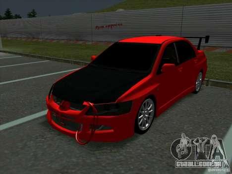 Mitsubishi Lancer Drift para GTA San Andreas