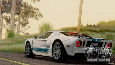 SA Beautiful Realistic Graphics 1.7 BETA para GTA San Andreas terceira tela