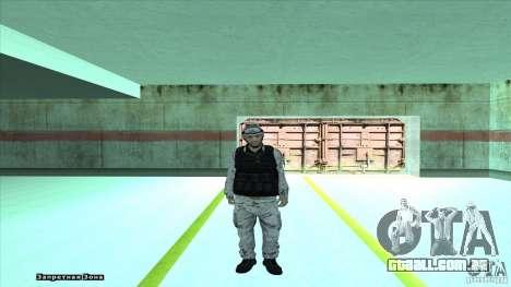Army Soldier v2 para GTA San Andreas