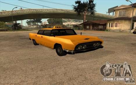 Oceanic Cab para GTA San Andreas