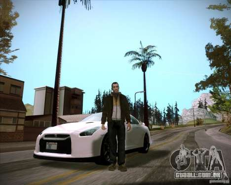 ENBSeries by slavheg para GTA San Andreas terceira tela