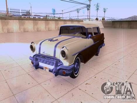 Pontiac Safari 1956 para GTA San Andreas