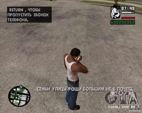 NES para GTA San Andreas
