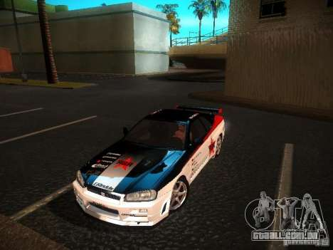 ENBSeries By Avi VlaD1k para GTA San Andreas sexta tela
