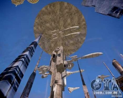 Stargate Atlantis para GTA 4 terceira tela