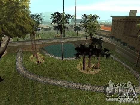 Glen Park HD para GTA San Andreas segunda tela