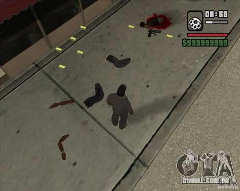 Real Ragdoll Mod Update 2011.09.15 para GTA San Andreas sexta tela