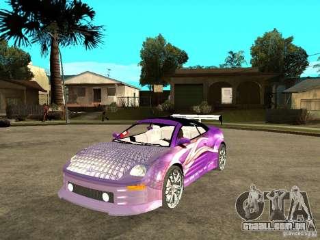 Mitsubishi Spider para GTA San Andreas