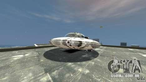 UFO ufo textured para GTA 4