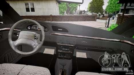 Chrysler New Yorker LHS 1994 para GTA 4 vista lateral