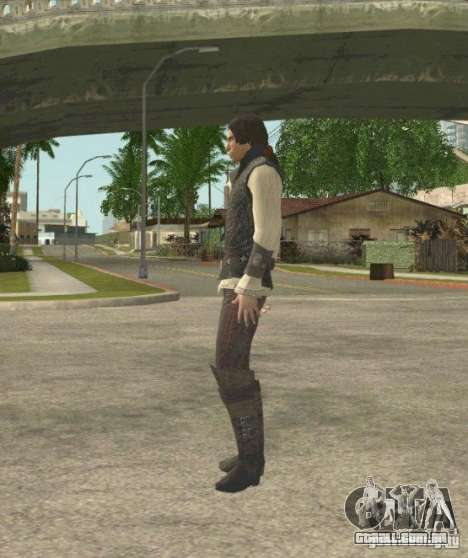 Assassins skins para GTA San Andreas terceira tela