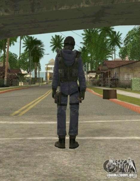 Counter-terrorist para GTA San Andreas décima primeira imagem de tela