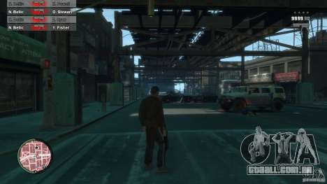 First Person Shooter Mod para GTA 4 décimo tela