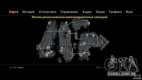 Recarga para GTA 4 terceira tela