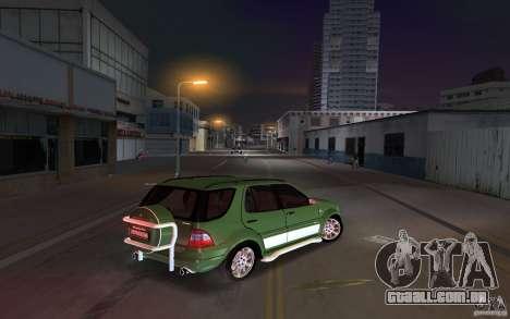 Mercedes-Benz ML55 Demec para GTA Vice City vista direita