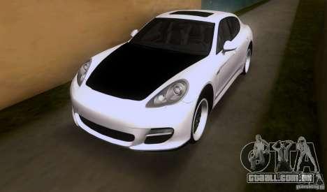 Porsche Panamera 970 Hamann para GTA San Andreas