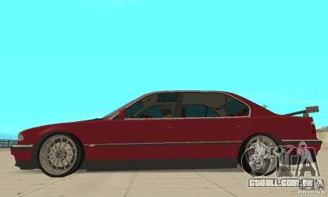 DRIFT CAR PACK para GTA San Andreas por diante tela