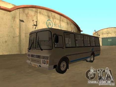 Groove-4234 para GTA San Andreas traseira esquerda vista