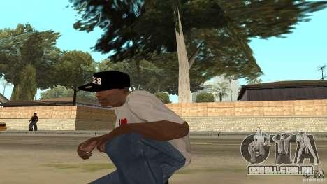 Cap 228 para GTA San Andreas terceira tela