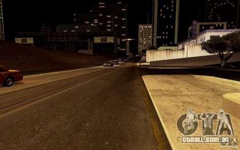 Um novo algoritmo para tráfego automóvel para GTA San Andreas sexta tela