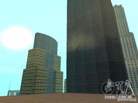DownTown NEW para GTA San Andreas terceira tela
