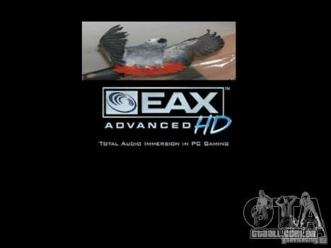 Beta de papagaios papagaio de tela de inicializa para GTA San Andreas décima primeira imagem de tela