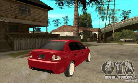 GTA IV Premier para GTA San Andreas vista direita