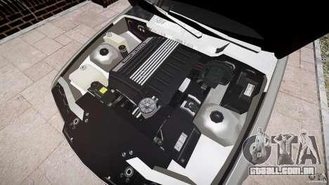 BMW E36 328i v2.0 para GTA 4 vista de volta