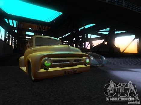 Ford FR 100 para GTA San Andreas vista direita