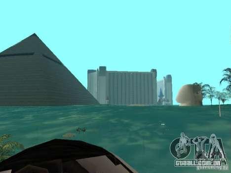 Inundação para GTA San Andreas segunda tela