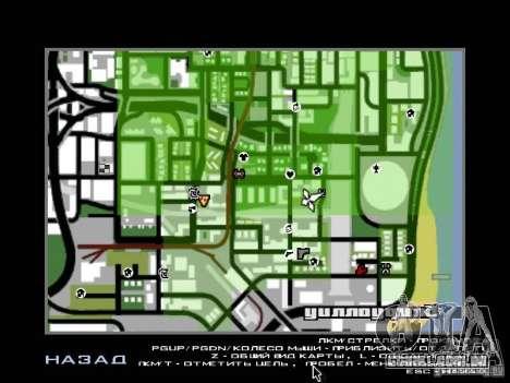 Ganton Cyber Cafe Mod v1.0 para GTA San Andreas oitavo tela