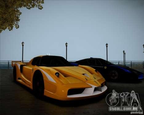 Ferrari FXX Evoluzione para GTA San Andreas