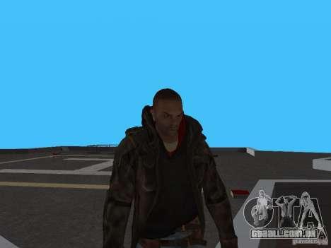 James Heller do protótipo 2 para GTA San Andreas segunda tela