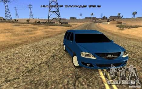 Largo da Lada para GTA San Andreas