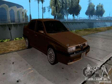 Alfa Romeo 155 para GTA San Andreas
