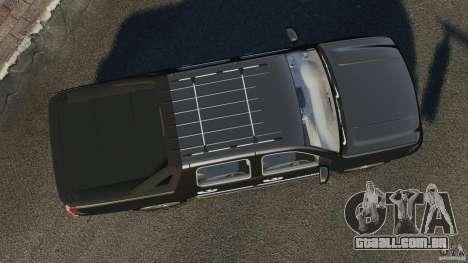 Chevrolet Avalanche Stock [Beta] para GTA 4 vista direita