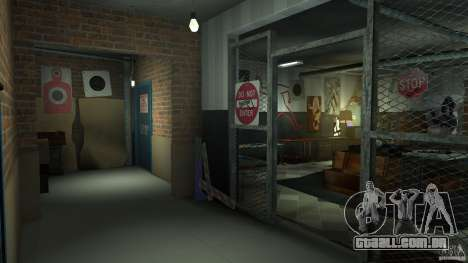 Retextured Broker Gunshop para GTA 4 terceira tela