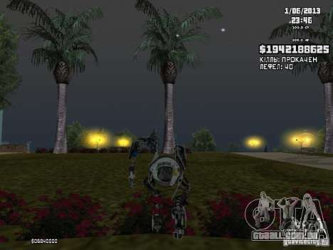 Atlas para GTA San Andreas terceira tela