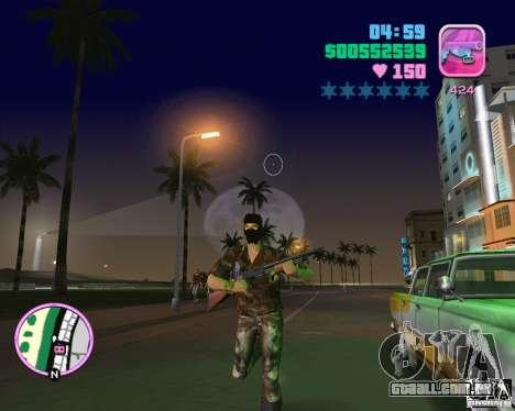 Stalker para GTA Vice City sexta tela
