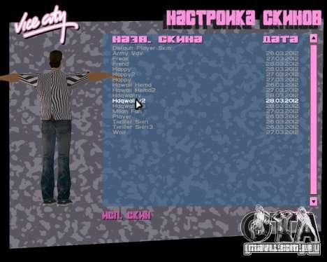 Pele de Tommy para GTA Vice City sexta tela