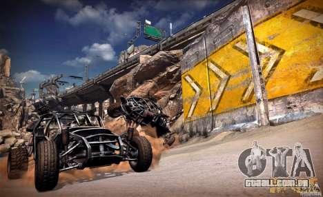 Menus e telas de carregamento RAGE para GTA San Andreas sétima tela