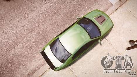 Ford Falcon XR8 2007 Rim 1 para GTA 4 vista direita