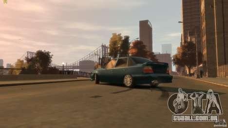 Daewoo Nexia Tuning para GTA 4 vista direita