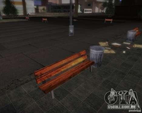Novos padrões de lazer para GTA San Andreas por diante tela