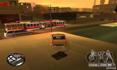RC veículos para GTA San Andreas nono tela